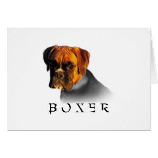 Boxer Card