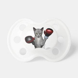 Boxer Cat Pacifiers