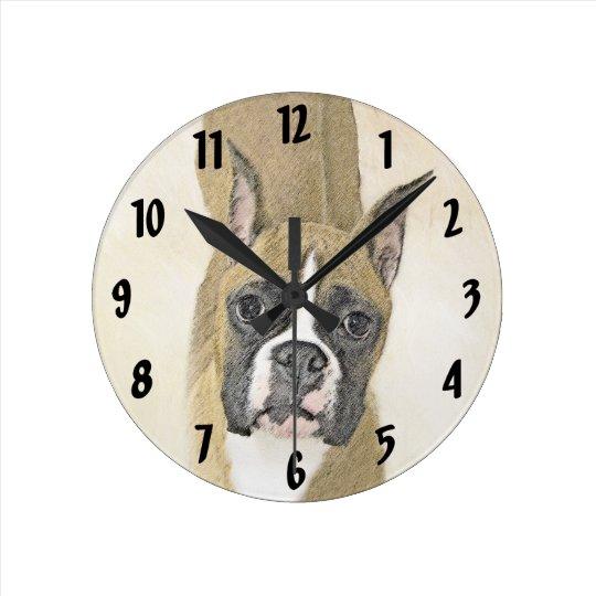 Boxer Clocks