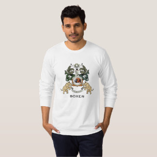 Boxer Coat of Arms T-Shirt