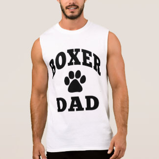 Boxer Dad Sleeveless Shirt