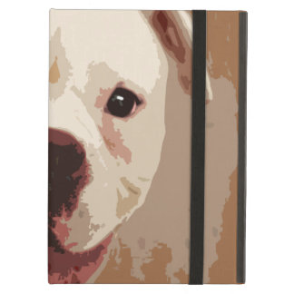 Boxer Dog Art Cover For iPad Air