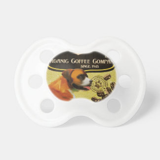 Boxer Dog Art Poster – Organic Coffee Company. Pacifiers
