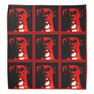 Boxer Dog Bandana
