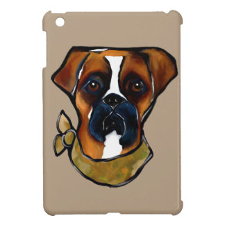 Boxer Dog Case For The iPad Mini