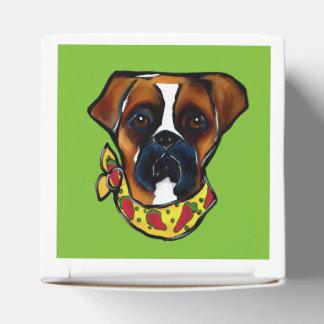 Boxer Dog Cinco de Mayo Favor Box