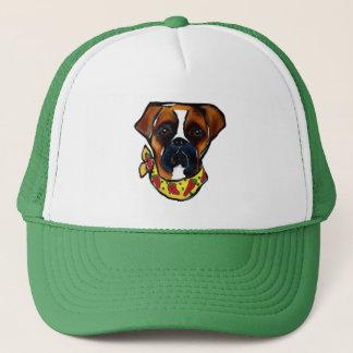 Boxer Dog Cinco de Mayo Trucker Hat