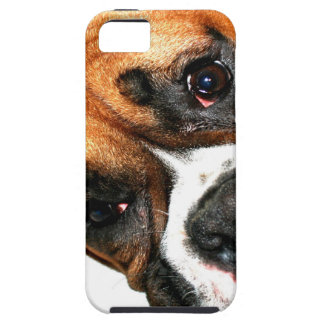 Boxer dog eyes iPhone 5 covers