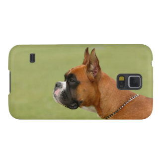 Boxer Dog Galaxy S5 Cover