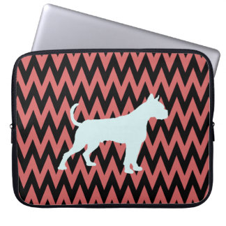 boxer (dog) laptop sleeve