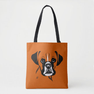 Boxer Dog Lover Bags