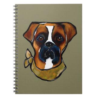 Boxer Dog Notebooks