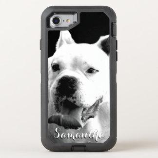Boxer dog Otterbox phone OtterBox Defender iPhone 7 Case