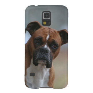 Boxer dog Portrait Samsung Galaxy Case