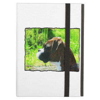 Boxer dog Powis iCase iPad Case