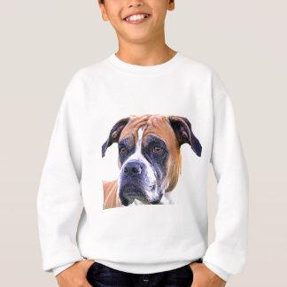 Boxer dog sweatshirt
