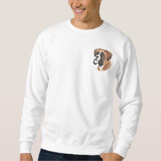 Boxer Head Sweatshirt