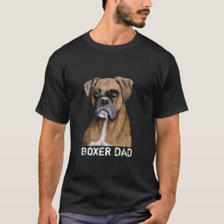 Boxer Illustrated T-Shirt