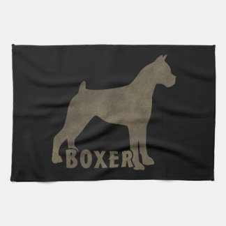 Boxer Kitchen Towel
