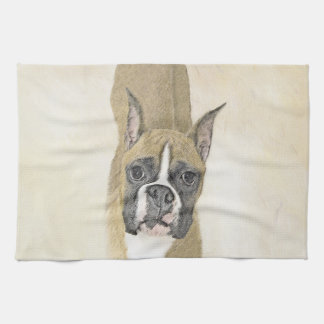 Boxer Kitchen Towel