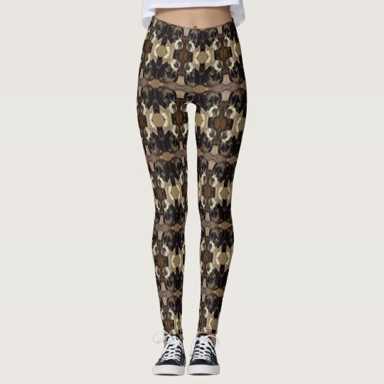 Boxer Leggings