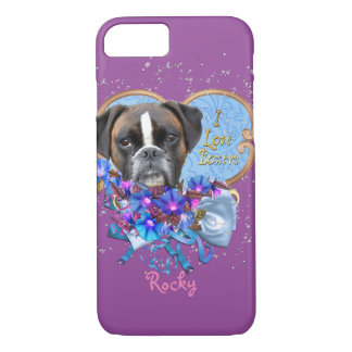 Boxer Love iPhone 7, Barely There iPhone 7 Case