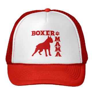 BOXER MAMA TRUCKER HAT