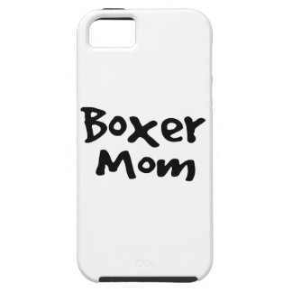 boxer mom case for the iPhone 5