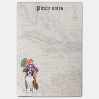 Boxer Pirate Post-it® Notes