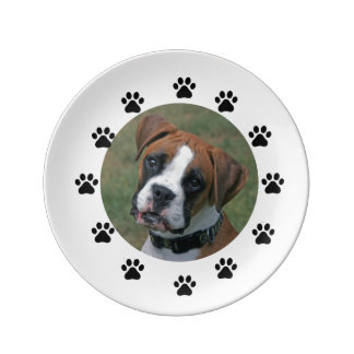 Boxer Plate