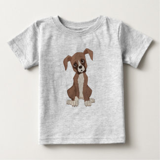 Boxer puppy baby T-Shirt
