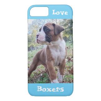 Boxer Puppy phone case / tablet case