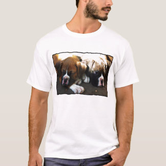Boxer pups T-shirt