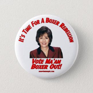 Boxer Rebellion Button