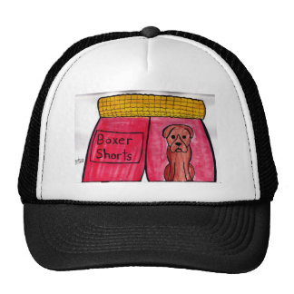 Boxer Shorts Trucker Hat