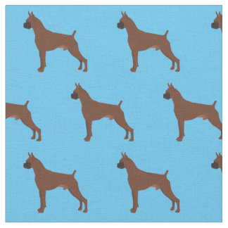 Boxer Silhouette Basic Breed Fabric