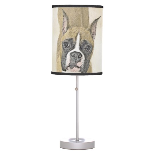 Boxer Table Lamp