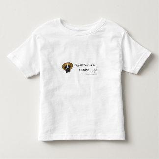 boxer toddler t-shirt