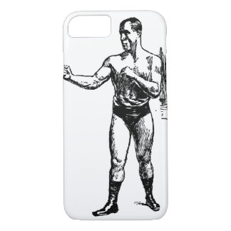 Boxer Tom Sharkey iPhone 7 Case