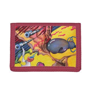 Boxer Tri-fold Wallet