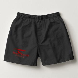 Boxer underwear 2 Colors Music 7 Boxers