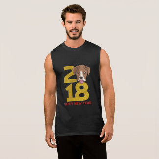 Boxer Year of the Dog 2018 New Year Shirt