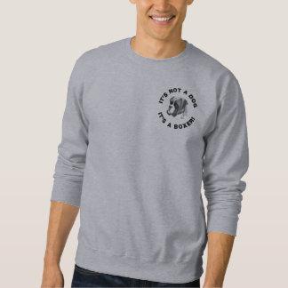 Boxers Rule Sweatshirt