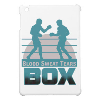 boxers sparring iPad mini cases