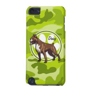Boxeur camo vert clair camouflage