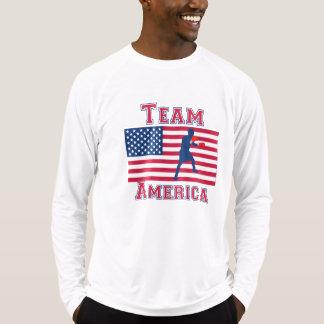 Boxing American Flag Team America Shirt