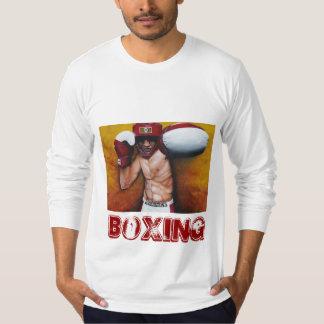 Boxing Art T Shirts