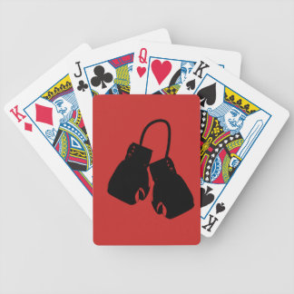 Boxing Bicycle Playing Cards
