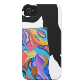 Boxing Blossom iPhone 4 Case