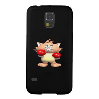 Boxing Cat Galaxy S5 Cover